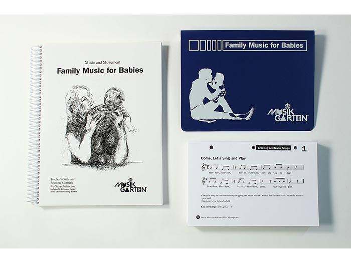Family Music for Babies Teacher Guide