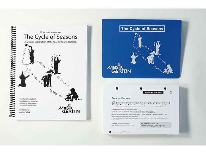 Musikgarten Cycle of Seasons Teacher Guide