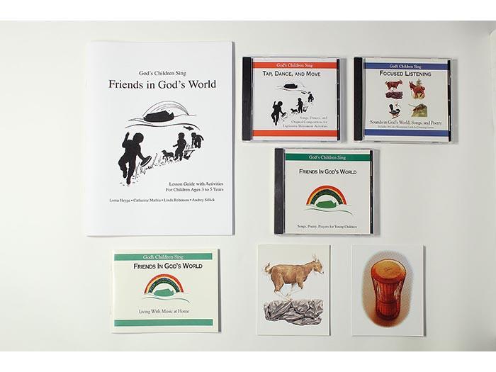 God's Children Sing - Friends in God's World Teacher Resources (Full Set)