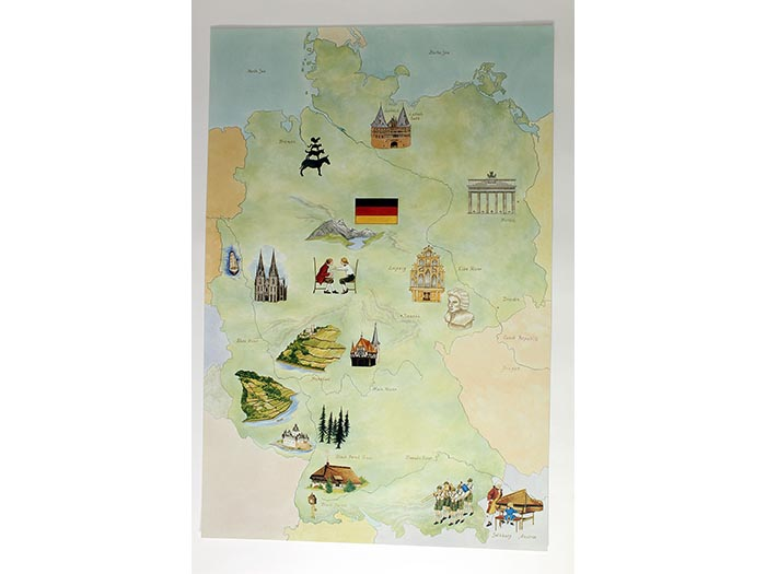 Music Makers: Around the World - Germany Poster