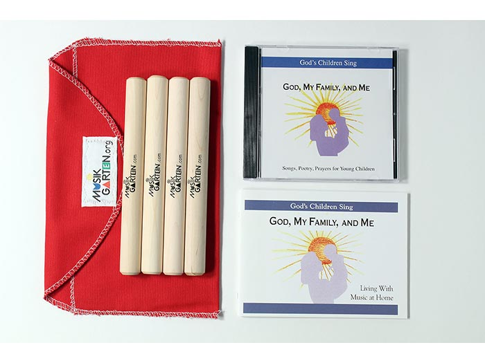 God's Children Sing - God, My Family and Me Family Packet