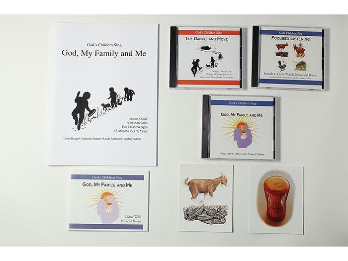 God's Children Sing - God, My Family and Me Teacher Resources  (Full Set)