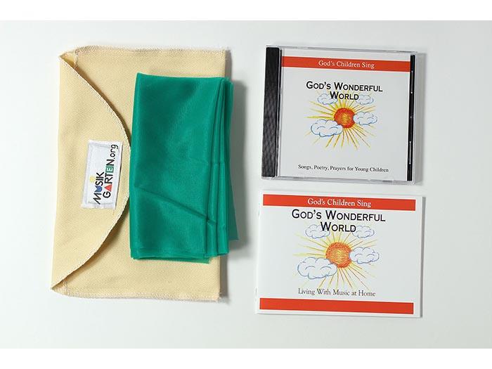 God's Children Sing - God's Wonderful World Family Packet