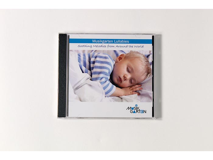 Musikgarten Lullabies: Soothing Melodies from Around the World CD