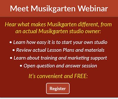 Preview Musikgarten Webinar