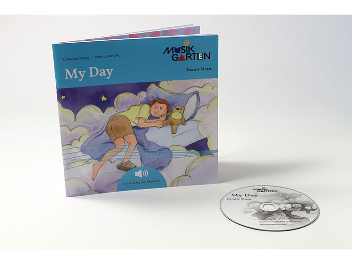 Family Music for Toddlers - My Day Family Packet