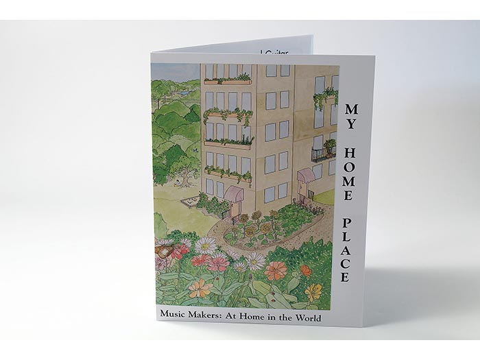 Music Makers: at Home in the World - My Home Place Family Packet