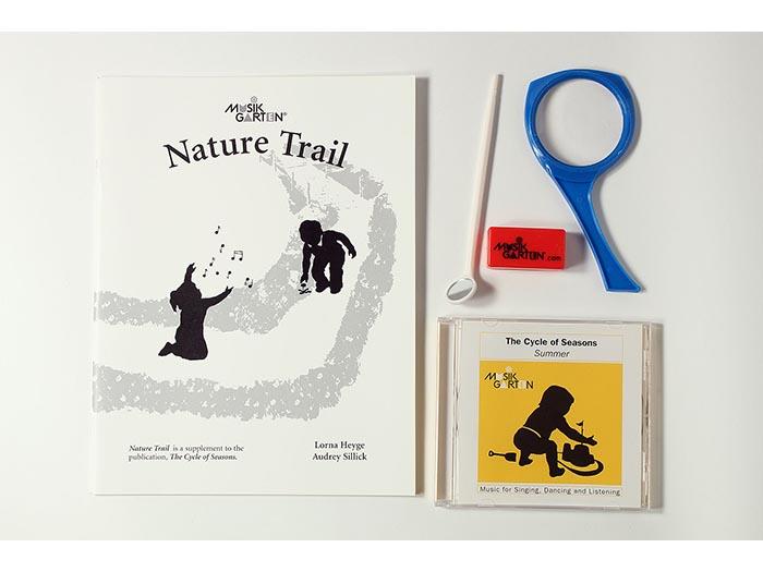 Summer Nature Teacher Guide with Summer CD