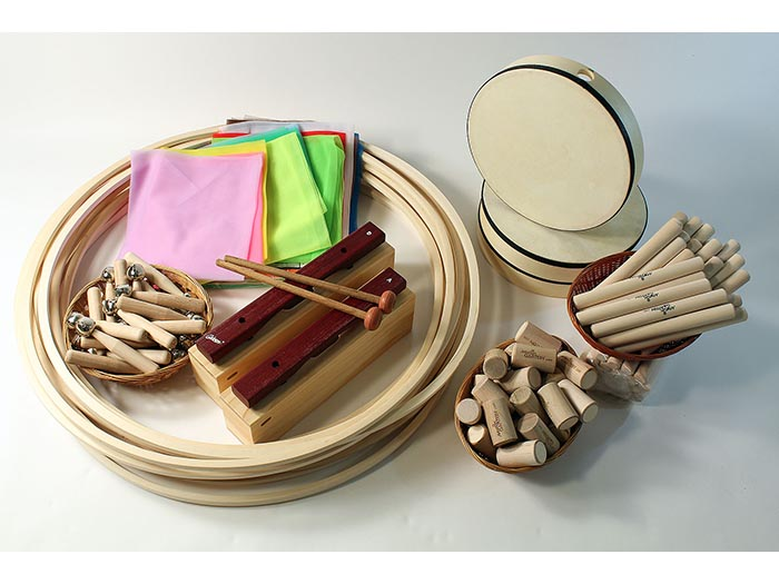Teacher Instrument Set 3