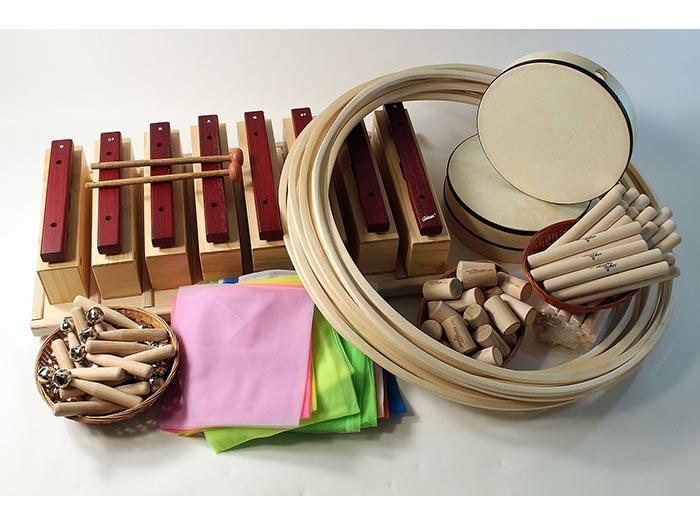 Teacher Instrument Set 4