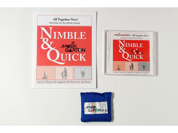 All  Together Now - Nimble & Quick Family Packet
