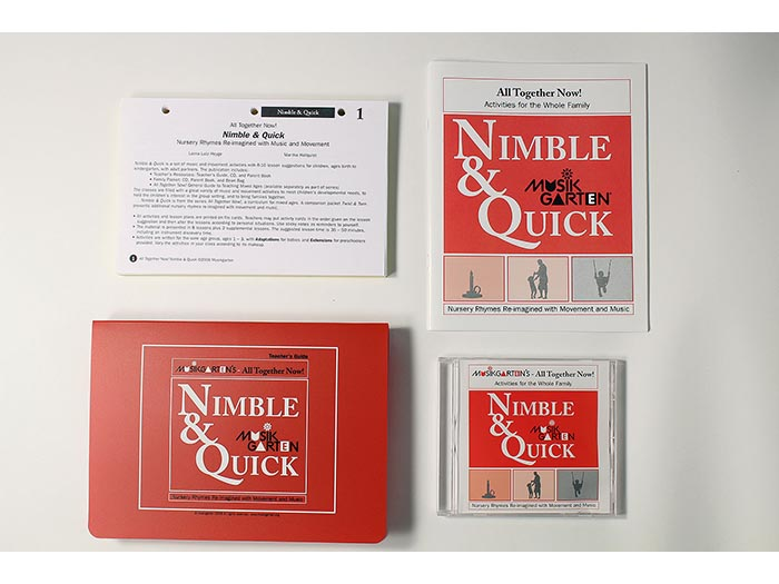 All Together Now - Nimble & Quick Teacher Resources