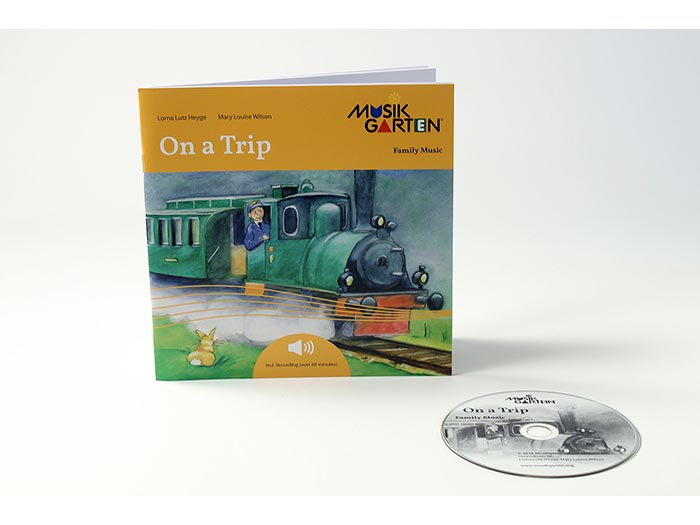 Family Music for Toddlers - On a Trip Family Packet