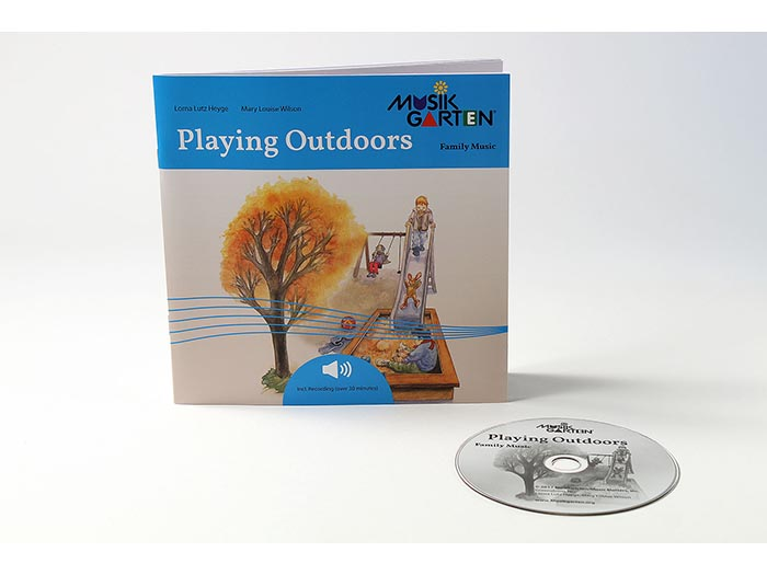 Family Music for Toddlers - Playing Outdoors Family Packet