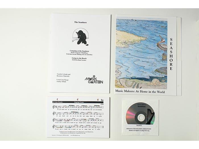 Seashore Teacher Guide and Resource Materials