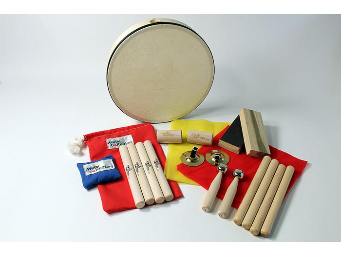 Musikgarten Child Instrument Set 3