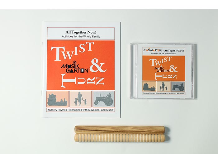 All Together Now - Twist & Turn Family Packet