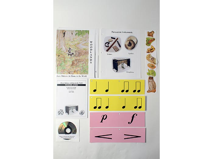 Music Makers: at Home in the World - Woodlands Family Packet