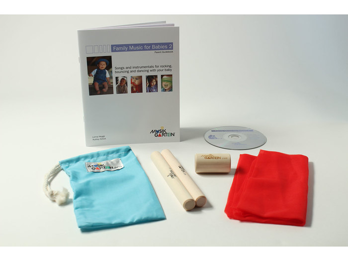 Family Music for Babies - Family Packet 2