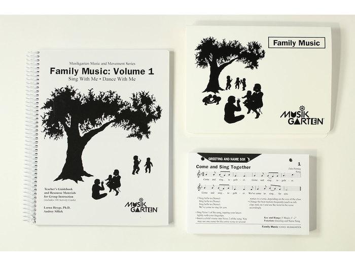 Family Music for ToddlersTeacher Guide 1
