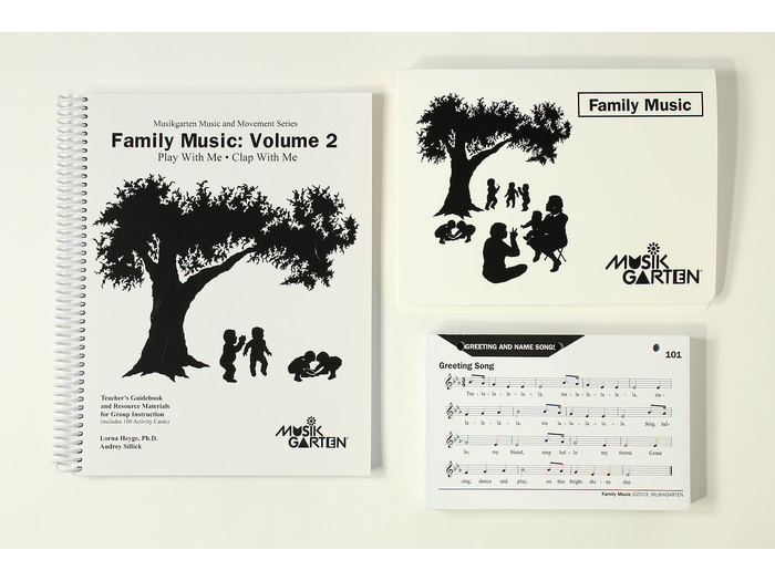 Family Music for Toddlers Teacher Guide 2
