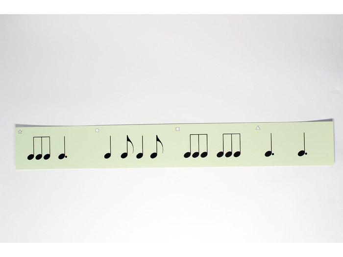 Triple Rhythm Notation Game