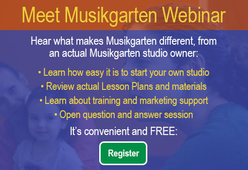 Meet Musikgarten Webinar Teaching Children Music