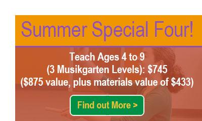 Musikgarten Summer Webinar Special 4