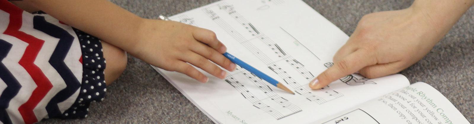 Become a children's music teacher at Musikgarten