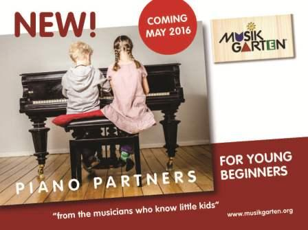 Teach piano class for children